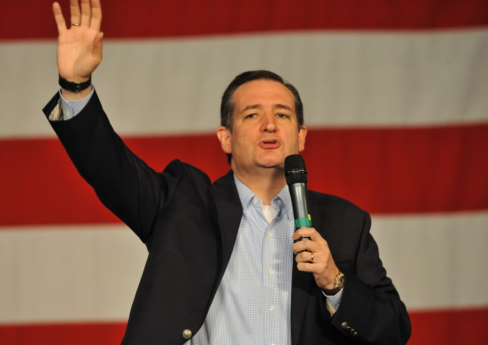 Ted Cruz's Foreign Policy Adviser Defies the Republican Orthodoxy