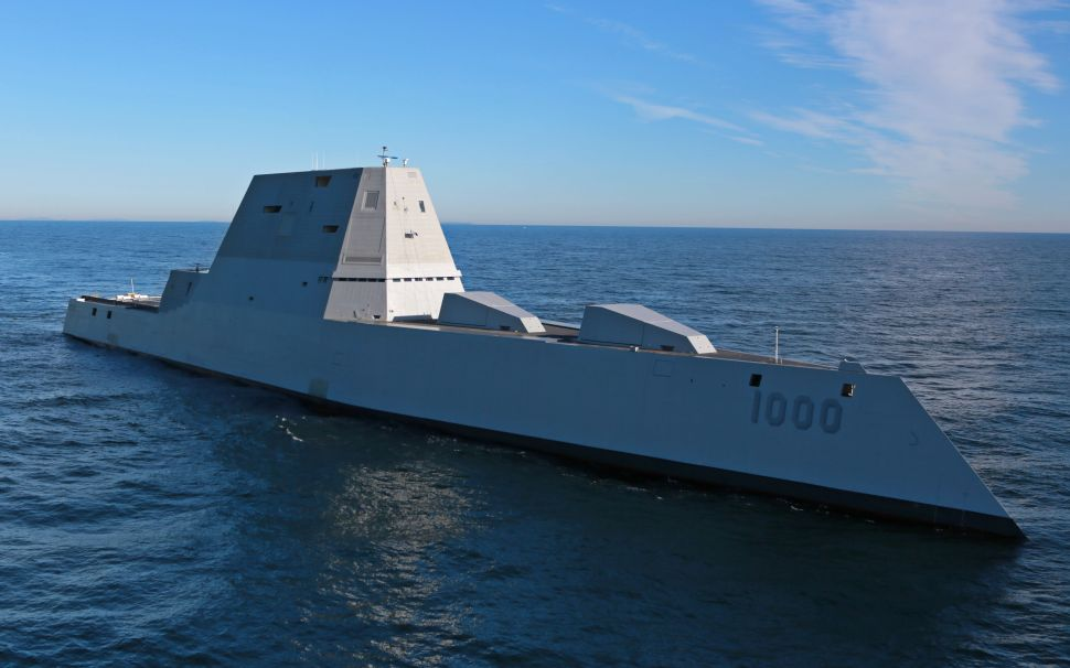 Ashton Carter Plan to Curtail Navy Shipbuilding Is Shocking and Dangerous