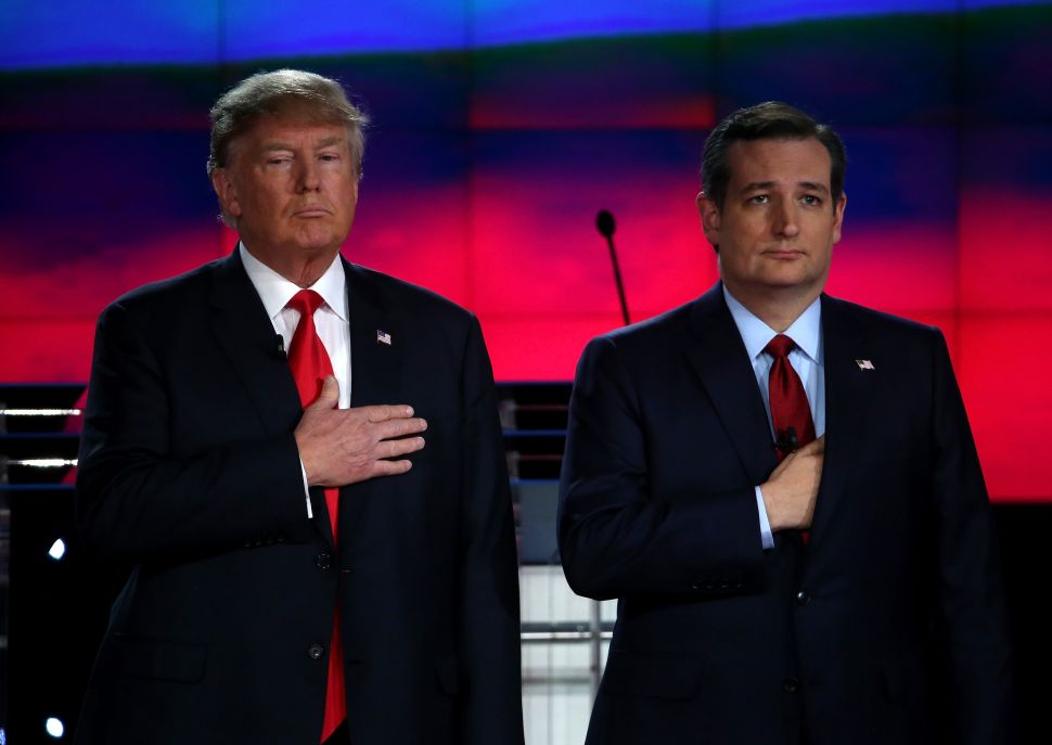 Donald Trump and Ted Cruz Are Poised to Seize the GOP Nomination