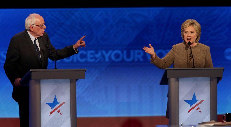 Hillary Clinton Camp Rips Into Bernie Sanders' Weaker Gun Control Record