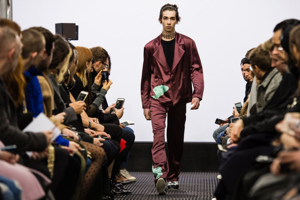 Why Are Menswear Designers Partnering Up With Grindr and Apple TV?