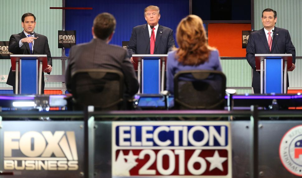 Sixth Republican Debate: Where Each Candidate Excelled and Faltered