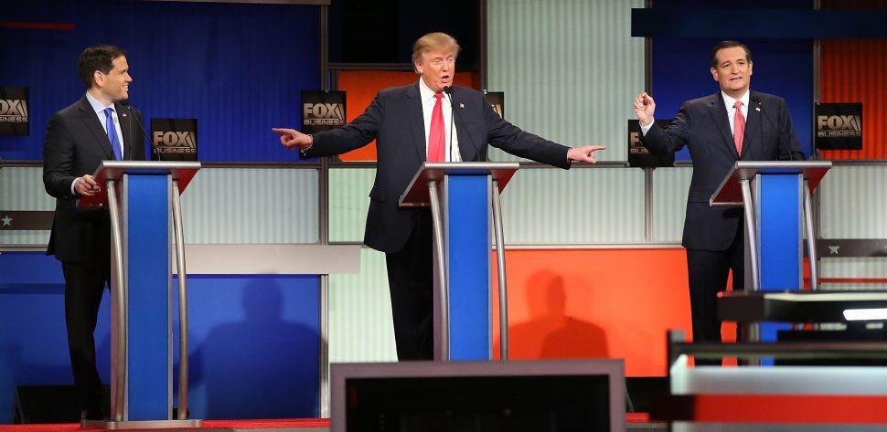 How to Live Stream Fox News' GOP Debate Online Thursday Night