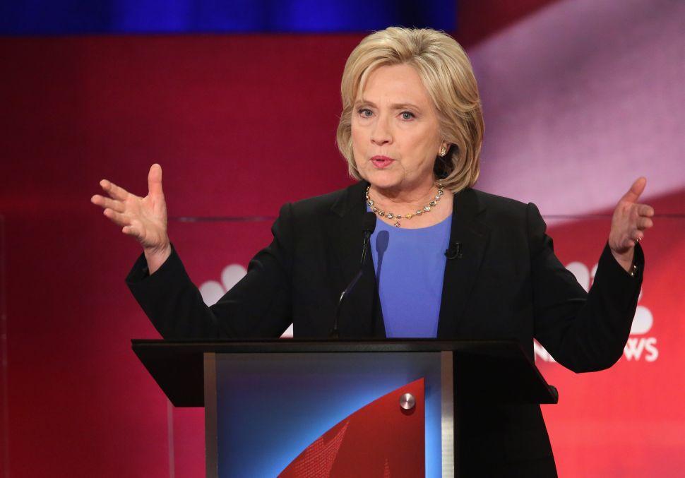 Hillary Clinton: Good Lawyer, Awful President