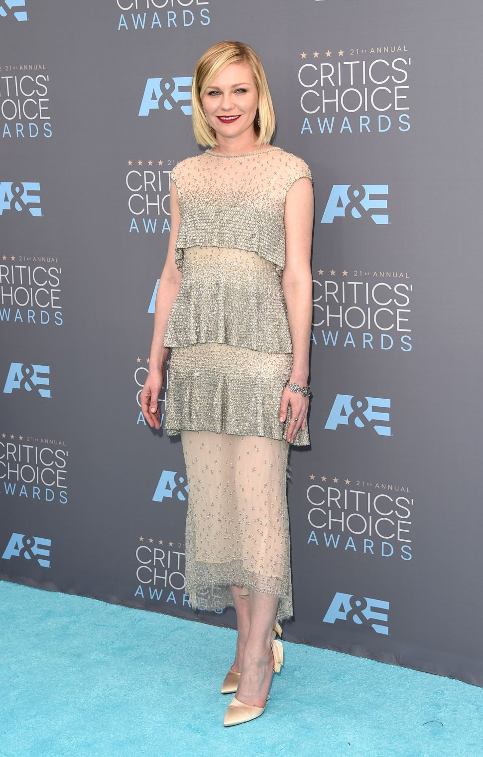 Ten Outstanding Looks From the 2016 Critics' Choice Awards