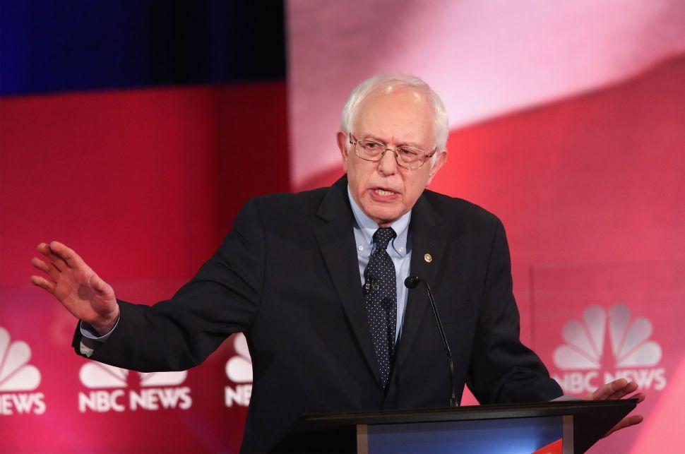 Senators From Bernie Sanders' High School End Up Snubbing Him