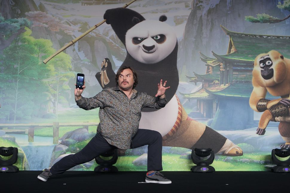 Jack Black Talks Michael Moore, FOMO, The Pixies and Parenting