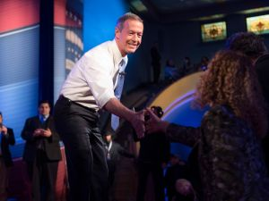 Former Maryland Gov. Martin O'Malley. (Photo: JIM WATSON/AFP/Getty Images)