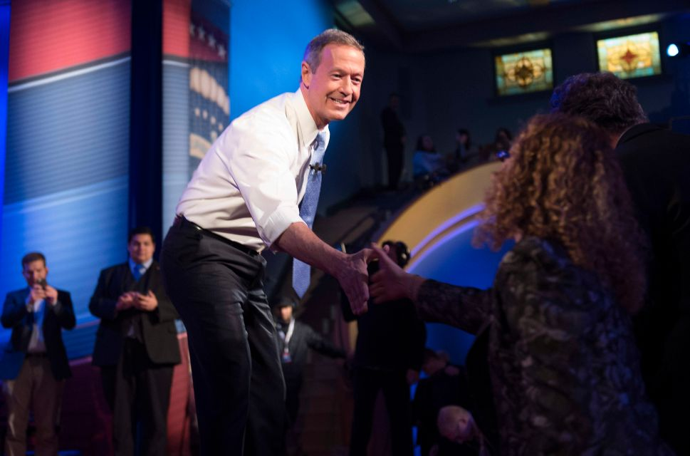 Going to Town—Clinton, Sanders and O'Malley Make Last Bid for Iowa