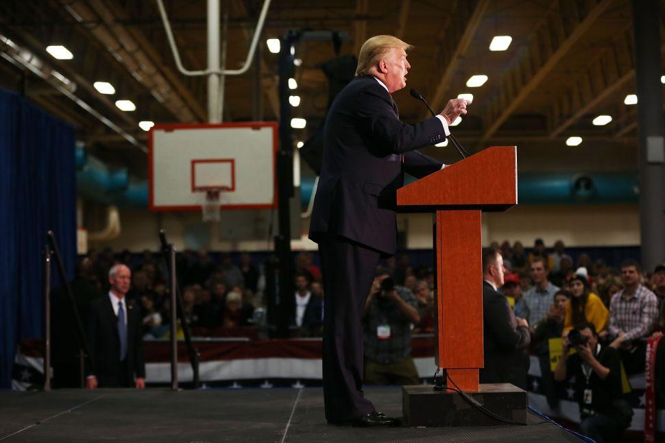 Jeb Bush Bets Donald Trump Will Still Show Up at the Fox Debate