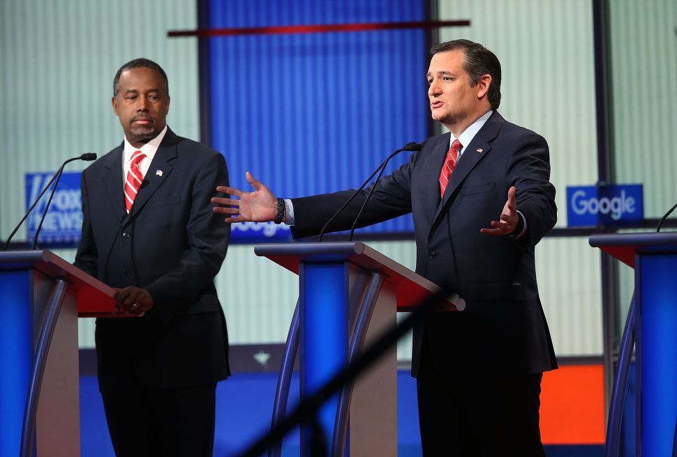 Without Donald Trump to Hide Behind, the Real Ted Cruz Emerges