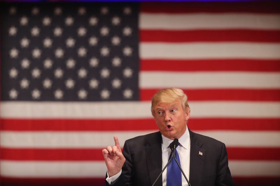 Trump Dominates the GOP Debate and Closing Week in Iowa, But…