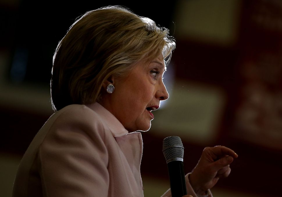 Hillary's Email Trail of Troubling Anti-Israel Conversations