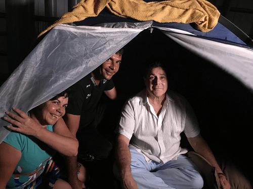 Mayor Felix Roque Seeks Help for Cuban Refugees