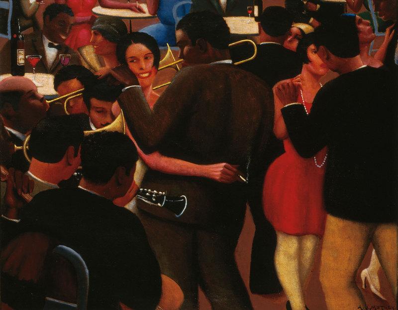 Meet the Harlem Renaissance Artist Who Captured the Era of 'Le Jazz Hot'