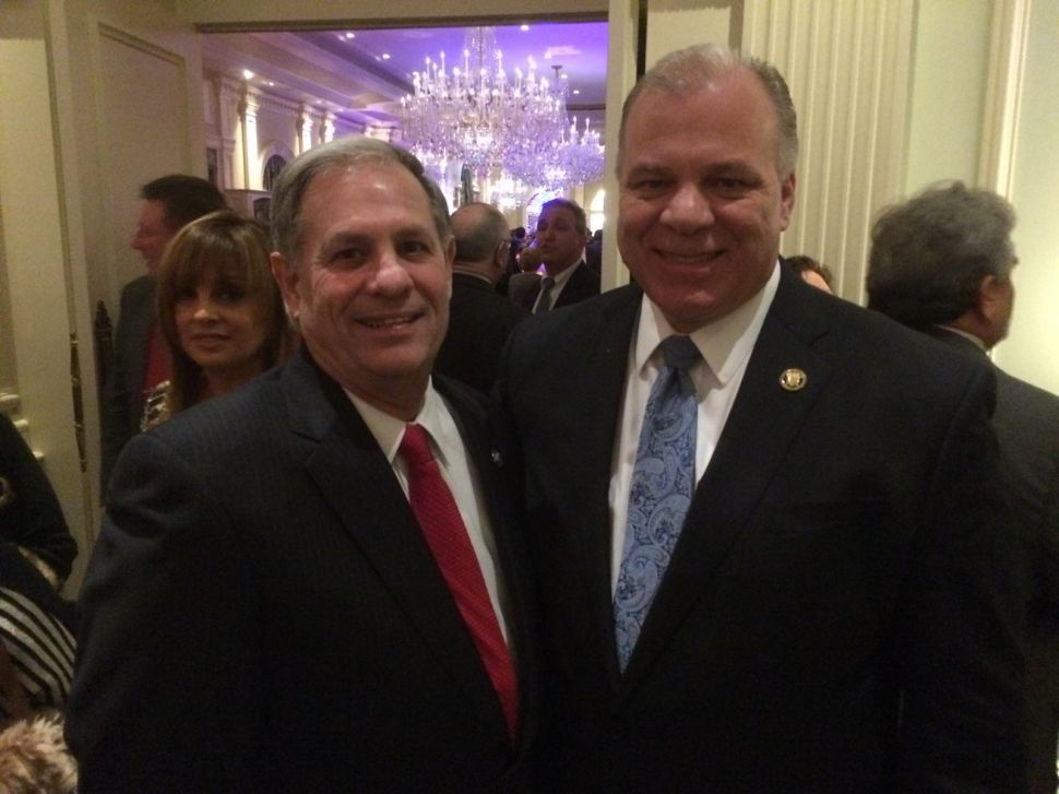 Fired-up Stellato Will Pursue Another Term as Bergen Dems' Chairman