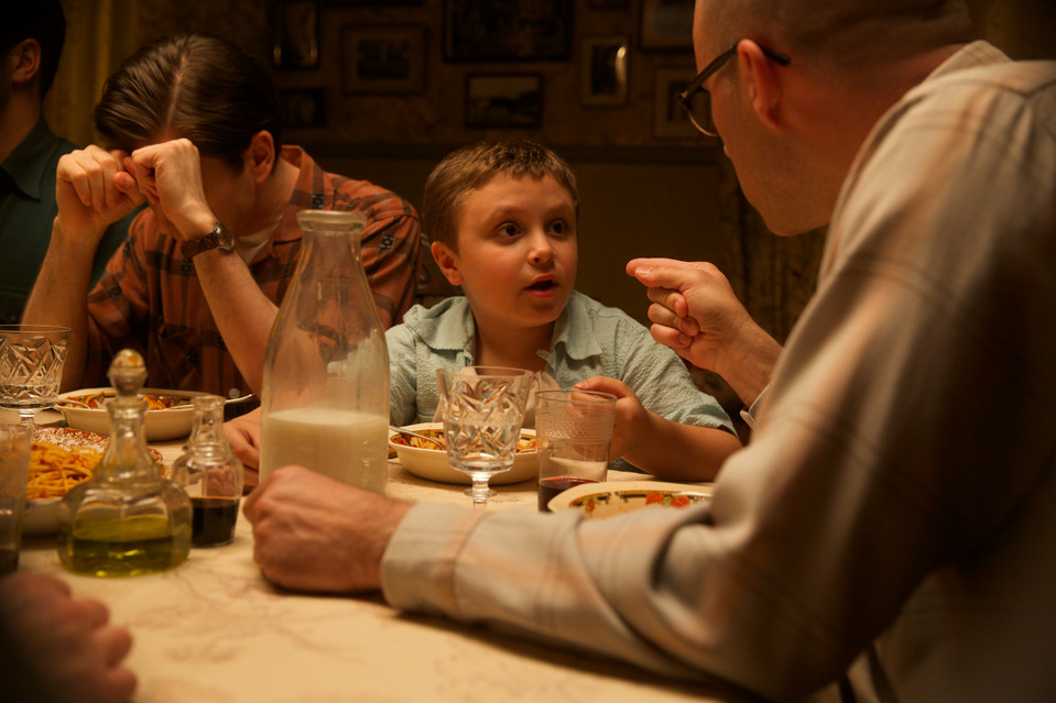"Meet the 10-Year-Old Scene Stealer in ""Brooklyn,"" James DiGiacomo"