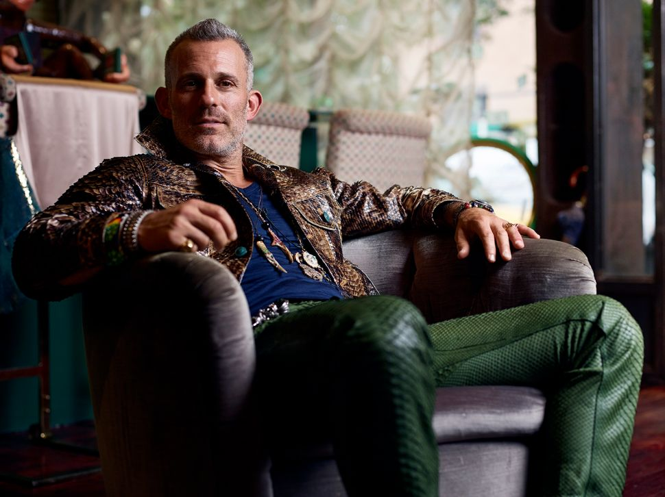 Jay Kos Has Been Serving the 'Super Powers' of Menswear for 20 Years