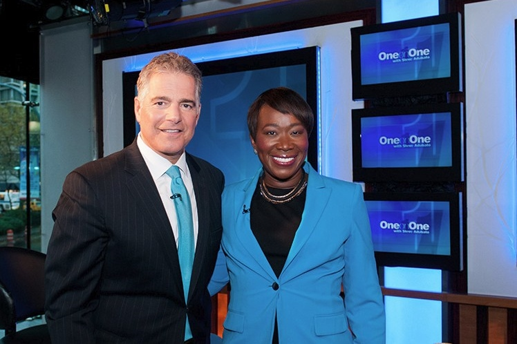 Joy-Ann Reid Joins Adubato on NJ Capitol Report This Weekend