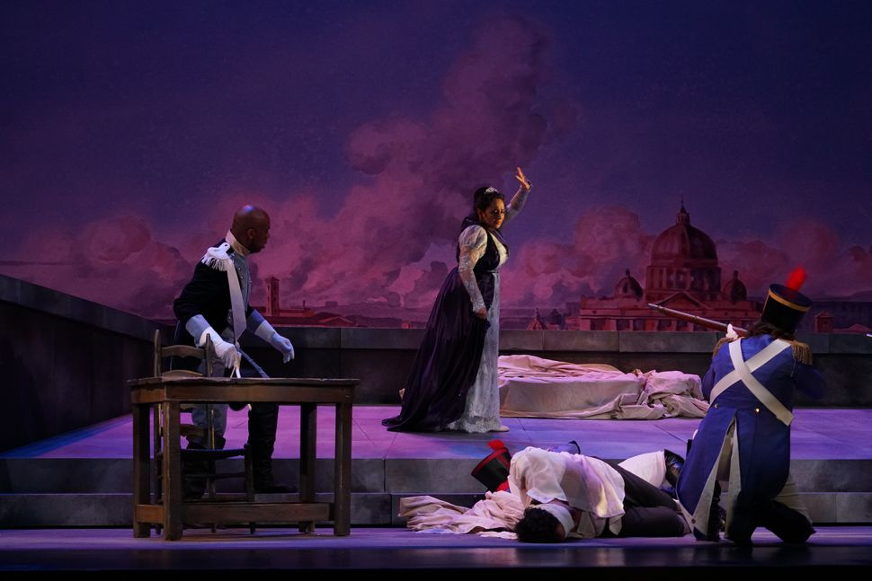 Why, Tosca? Really. This Performance Made Us Question Everything
