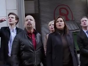 God, these people look familiar! (NBC)