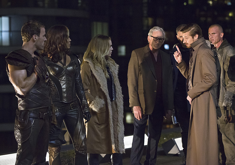 'DC's Legends of Tomorrow' Power Rankings, Week 1: You're Hot, then You're Cold