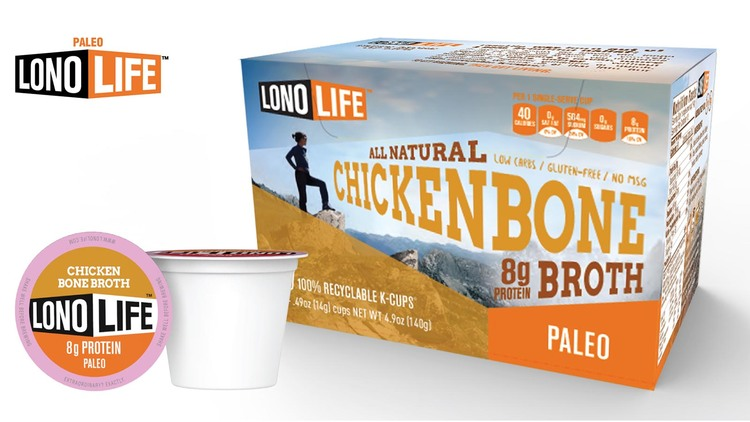 Bone Broth K-Cups Make the Paleo Diet Mainstream