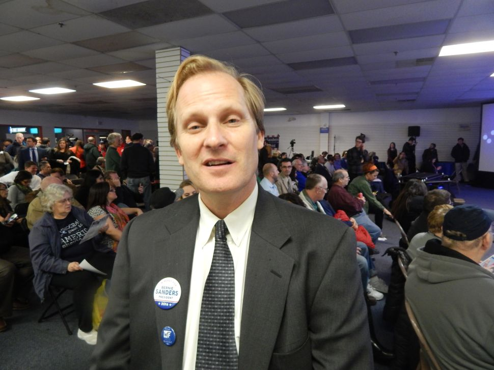 Democratic CD11 Challenger Thinks District is Becoming More Liberal