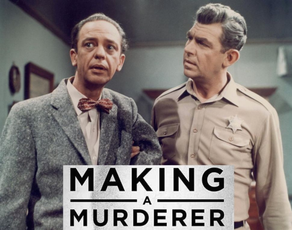 A Millennial Reviews: 'The Andy Griffith Show' Is Basically 'Making a Murderer'
