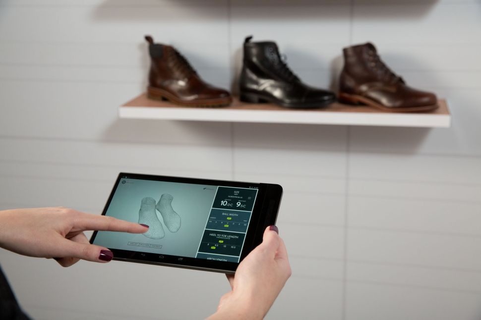 Nordstrom, Brooks Brothers and Levi's Partner With Intel on In-Store Technologies