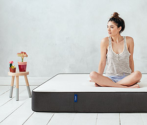 To the Mattresses: One Super Comfortable, Perfect Bed