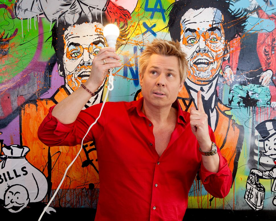 20 Years After O.J. Simpson Case, Kato Kaelin Is Ready for His Next 15 Minutes