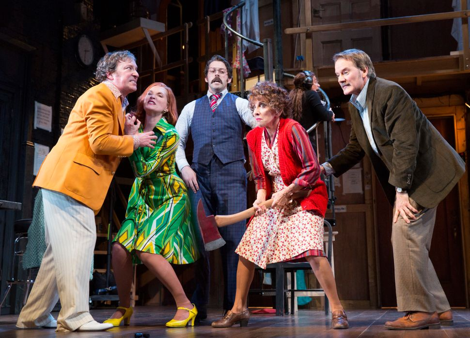 Make Some Noise for 'Noises Off'