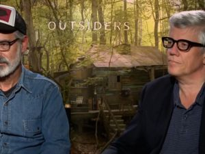 Peter Mattei and Peter Tolan of Outsiders. (WGN)