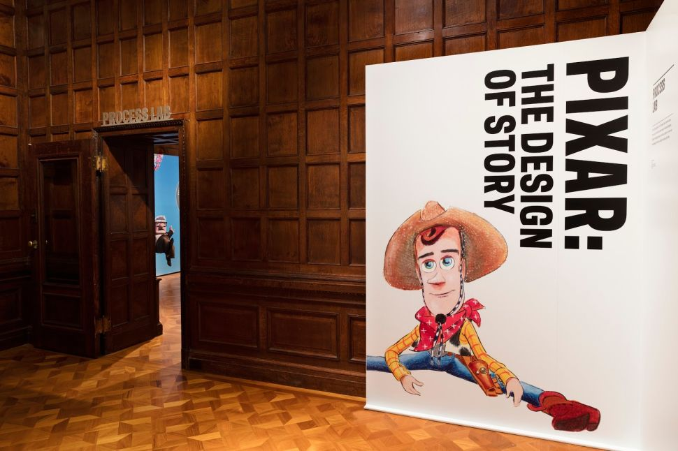 Discover How Pixar Designs a Story at Cooper Hewitt