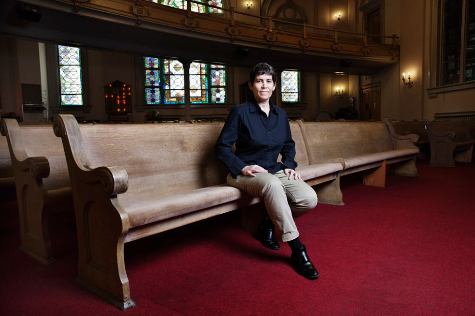 Rebbe with a Cause: Rachel Timoner Preaches Social Justice in Park Slope