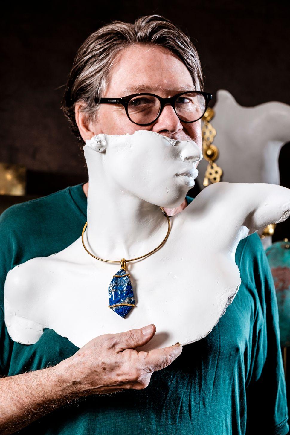 Metal Master Robert Lee Morris on Jewels and Junk