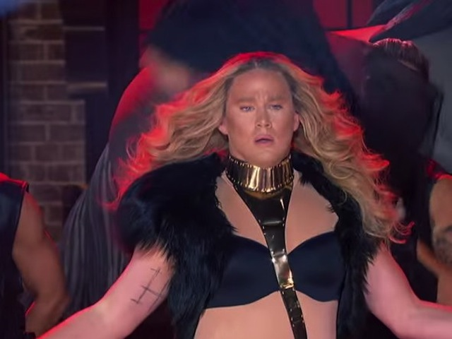 'Bey-What?': Watch Channing Vs Channing in 'Lip Sync Battle' Premiere