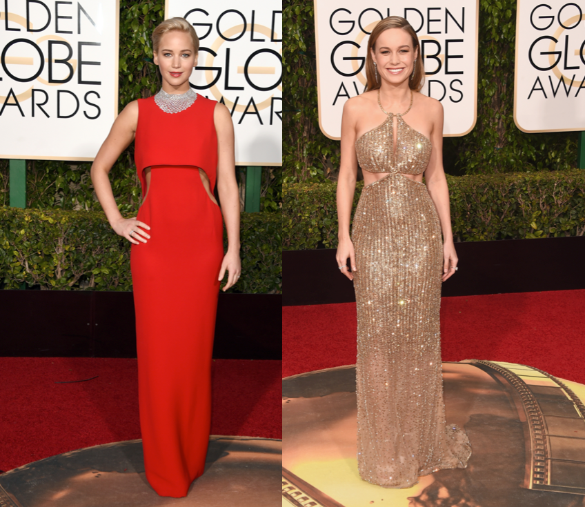 Breaking Down the Trends From the 2016 Golden Globes Red Carpet