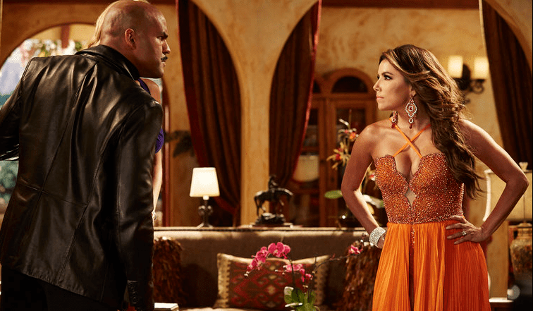 Mad Men's Costume Designer Is Redesigning Pageant Wear and Prom Gowns for Telenovela
