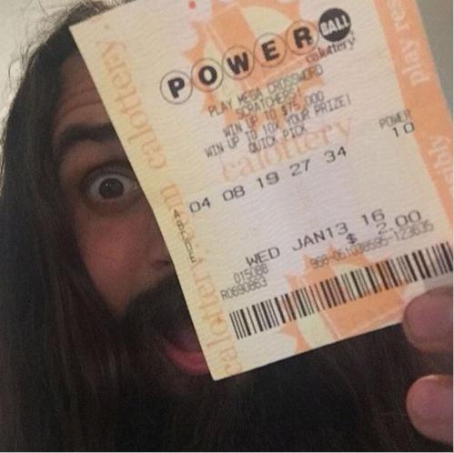 Powerball Hoax: Man Claiming Win On Social Media Definitely Photoshopped His Ticket