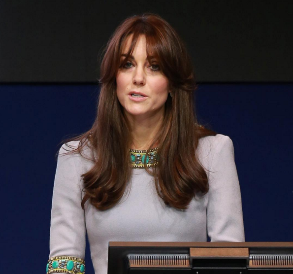 Kate Middleton Adds Editor to Her Royal Duties