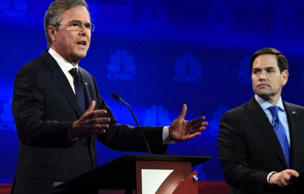 As Bush Struggles Against Rubio, State and Federal PAC Spending Show Uneven Results