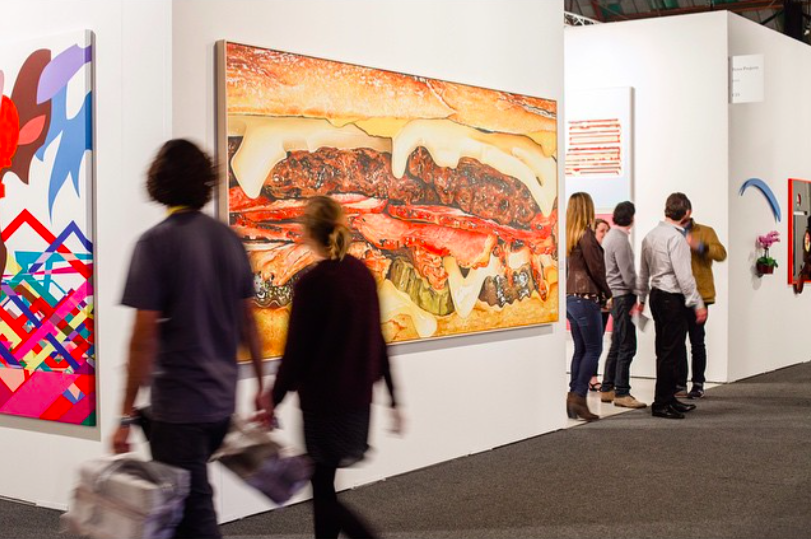 5 Must-See Booths at the Art Los Angeles Contemporary Fair