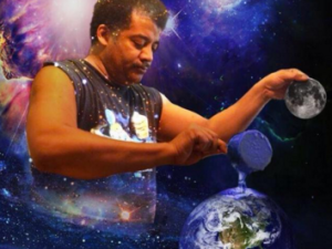 B.o.B. happened to tweet this gem of Neil deGrasse Tyson over a year ago. (Photo: Twitter)