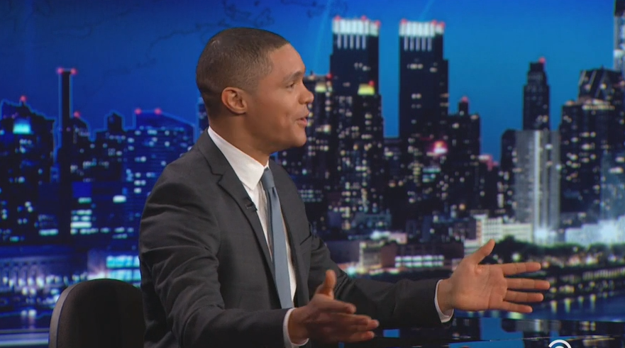 Trevor Noah Has Some Thoughts On B.o.B and Neil deGrasse Tyson's Flat Earth Battle