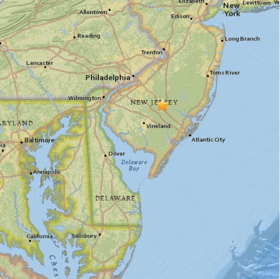 People Thought An Earthquake Happened in New Jersey and Freaked Out