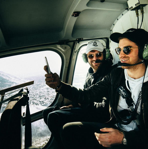 Uber Chopper Is the Chicest Way to Experience Snow at Sundance