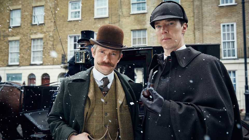'Sherlock' Holiday Special Recap: Dead Is the New Sexy