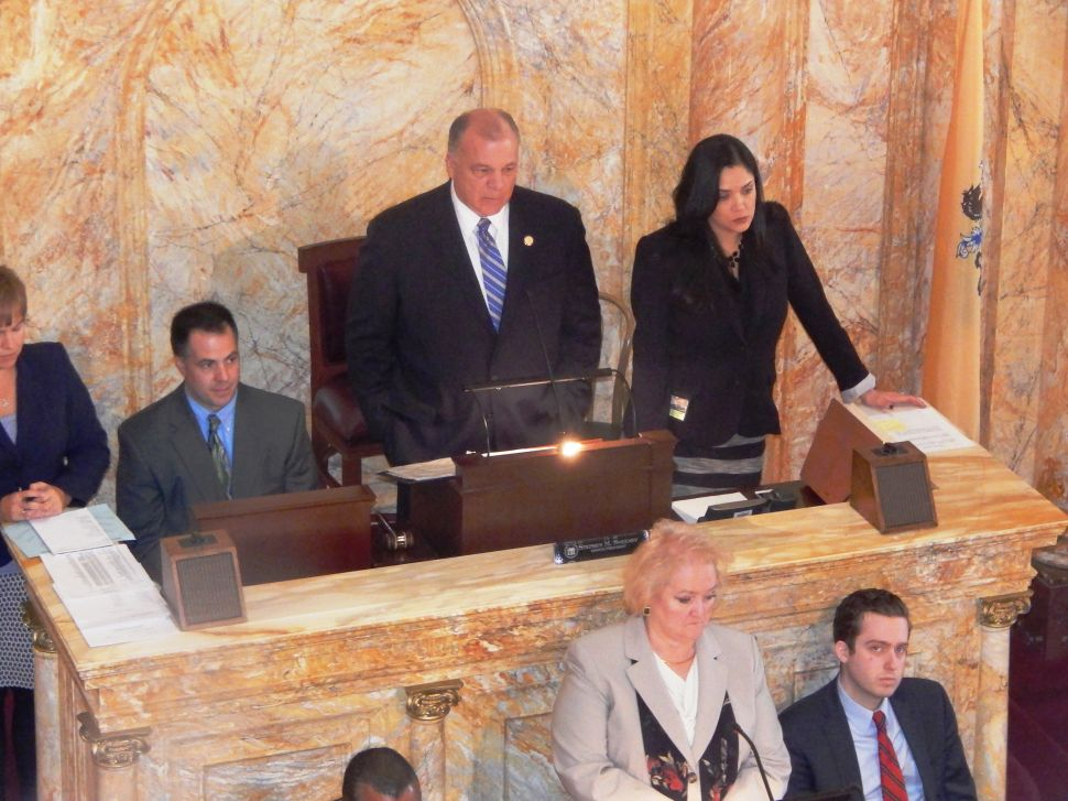 Supporters' Reservations Surface as Sweeney Casino Bill Passes